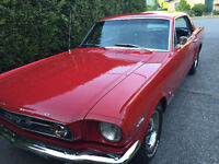 1966 Mustang GT Coup