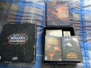 WoW: Cataclysm Collectors Edition - Used - $20