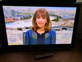 42 inch Panasonic viera HD TV with remote control