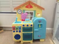Peppa Pig Kitchen with sounds - used