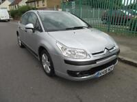 2006 CITROEN C4 SX 1.6L 16V AUTOMATIC PETROL 5 DOOR HATCHBACK