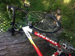 Small Giant OCR road bike