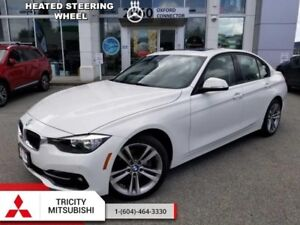 2016 BMW 3 Series 320i  xDrive  - Leather Seats