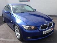 2007 57 BMW 3 SERIES 325i SE SALOON -RARE COLOUR - PX/FINANCE POSS