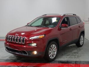 2017 Jeep Cherokee Limited  - Navigation -  Uconnect - $115.40 /