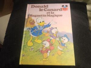 Donald le canard et la baguette magique