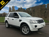 2013 Land Rover Freelander 2 2.2Td4 4X4 B&W WHITE **LIMITED EDITION**