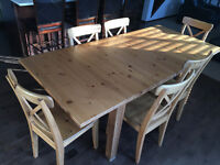 Large Dining Table 6-10 People