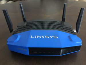 Linksys WRT1900AC Dual Band WiFi Router