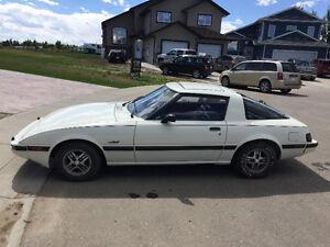 1983 Mazda RX-7 Coupe. Wetaskiwin.
