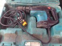 Makita rotary hammer drill bracker 110v
