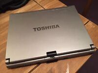 Toshiba laptop for sale