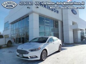 2017 Ford Fusion SE AWD  - Low Mileage