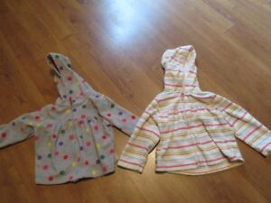 Girls Winter Clothing Lot - Size 18-24 Months