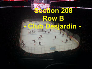 Montreal Canadiens - Bell Centre - NY Rangers Oct 28