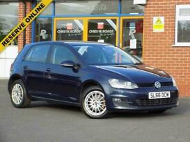 image for 2016 66 VOLKSWAGEN GOLF 1.4 TSI BLUEMOTION TECH MATCH EDITION 5DR