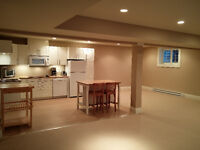 NEWLY BUILT STUDIO FOR RENT - SQUAMISH - UNIVERSITY HEIGHTS