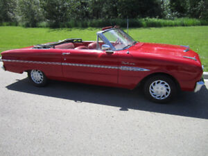 1963 Ford Falcon Futura Convertible - Looks and Runs Very Well