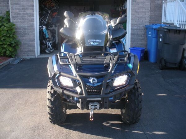 Used 2011 Can-Am Outlander 800 MAX LTD