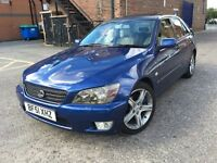 Lexus IS200 low miles px or swap well come