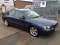 Volvo S60 2.4 2004MY D5 S OUR OWN CAR WELL SERVICED