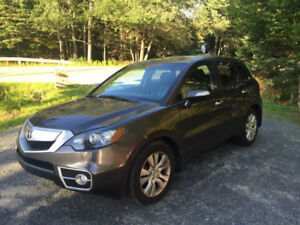 2010 Acura RDX Tech Package SUV Turbo