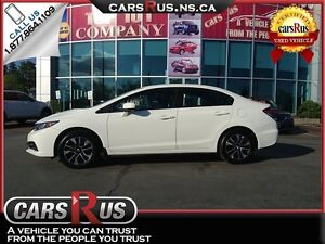 2015 Honda Civic EX Five-Speed Sunroof EPIC BLOWOUT SALE!!!