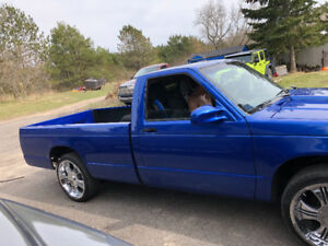 1990 GMC Sonoma Pickup Truck - Current safety
