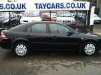 2007 FORD MONDEO 2L DIESEL FULL 12 MONTHS MOT, NEW CLUTCH...REDUCED £1695