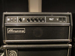 """Ampeg SVT-CL """"Made In USA"""" (Échange Possible)"""
