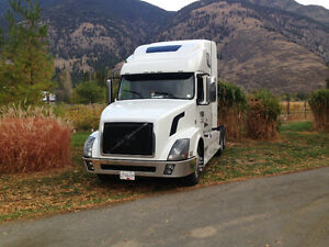 Volvo VNL670 I shift fully loaded D13