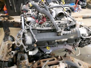 Ford mercury Lincoln 4.6 modular motor