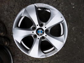 """16"""" single BMW style 306 - 3 series E90/F30 alloy wheel (455)"""