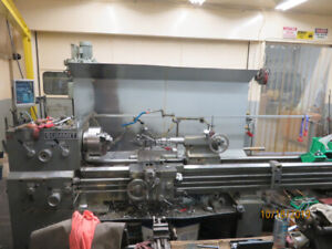Going Out of Business Sale.  Machine Shop Metal Lathe, Milling M