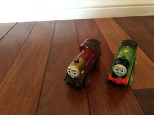 Thomas the Train & Chuggington trains