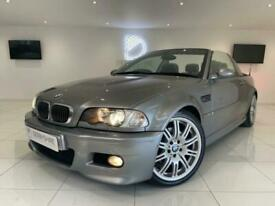 image for 2005 BMW M3 3.2i 2dr Convertible Petrol Manual