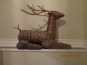 Decorative Indoor Reindeer Peterborough Peterborough Area image 1