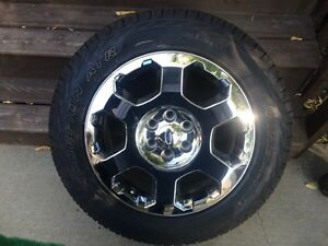 Take off rimes & tires ( Ford F-150 2012 )