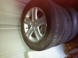 2010 Grand Vitara.......mags and tires...BEST OFFER******