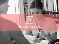 Nail technician wanted in WEST LONDON