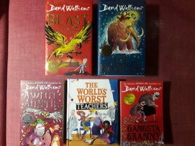 David Walliams bundle