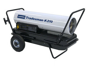 L.B.White Tradesman K210 Heater for $399.00 (6030 50 Street)