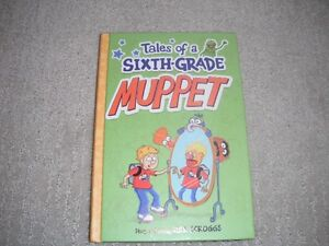 Brand New Tales Of A Sixth Grade Muppet Book London Ontario image 1