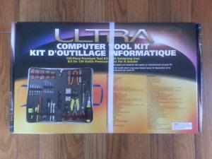 Ultra Computer Tool Kit 130 Pieces