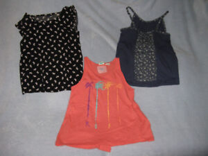 Girls Summer Clothing size 10t-12t Lot of 15