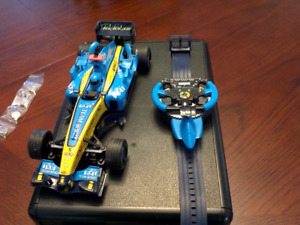 FORMULA  EVOLUTION   1/14   SPIRIT  RENAULT  ELF  ALONSO  5