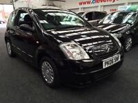 2006 CITROEN C2 1.1i Design From GBP2850+Retail package.