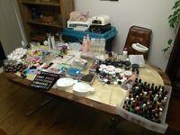 Nail supplies - Gel, Acrylic and Nail Art