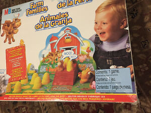 Farm Families; Electronic Match-a-Sound Game