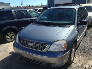 2005 Ford Freestar Limited Van, LEATHER, EXCELLENT COND.
